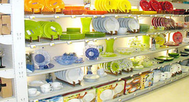 Crockery Racks
