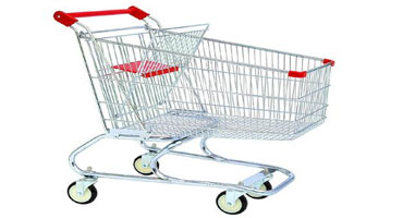 Shopping Basket Trolleys