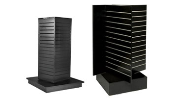 Slat Wall Display Racks