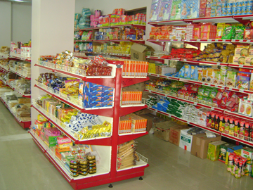 Supermarket Racks Manufacturer in Srinagar